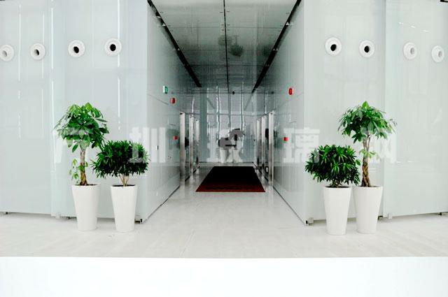 玻璃钢室内花盆