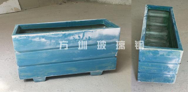 玻璃钢户外花箱
