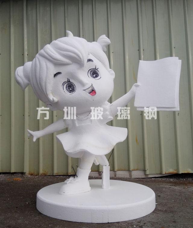 玻璃钢卡通人物雕塑