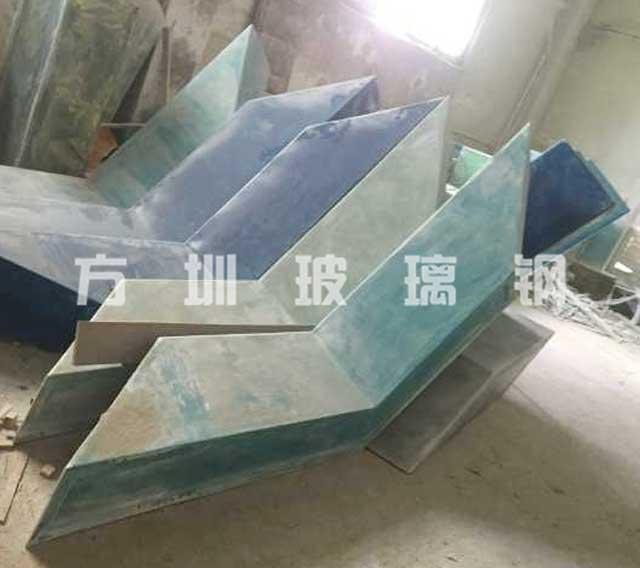 玻璃钢组合休闲椅