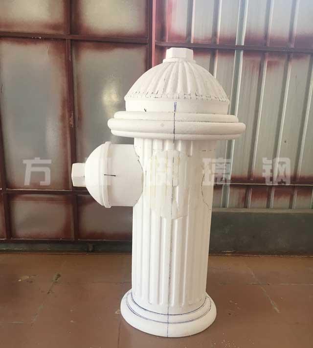 玻璃钢消防栓雕塑