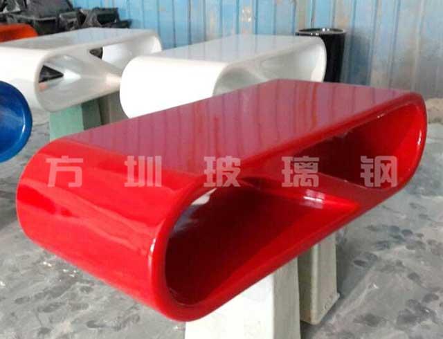 玻璃钢商场休闲椅