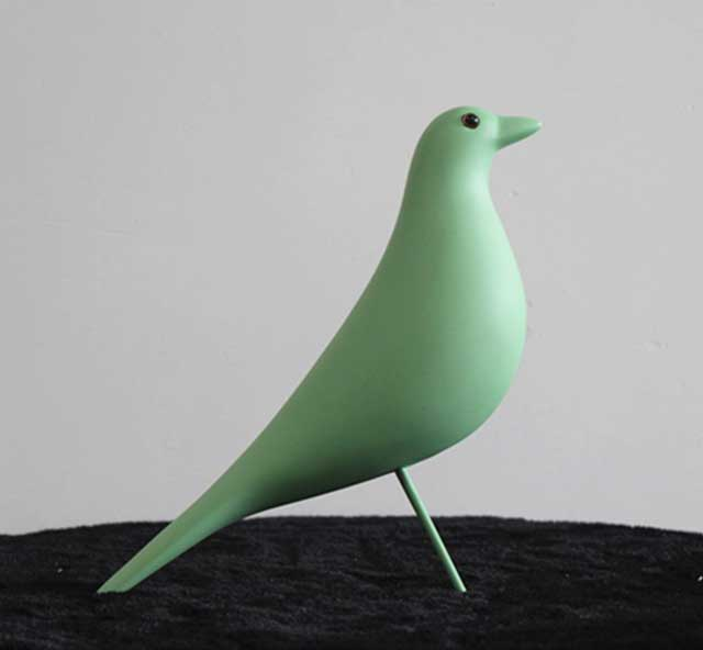 玻璃钢鸽子摆件雕塑