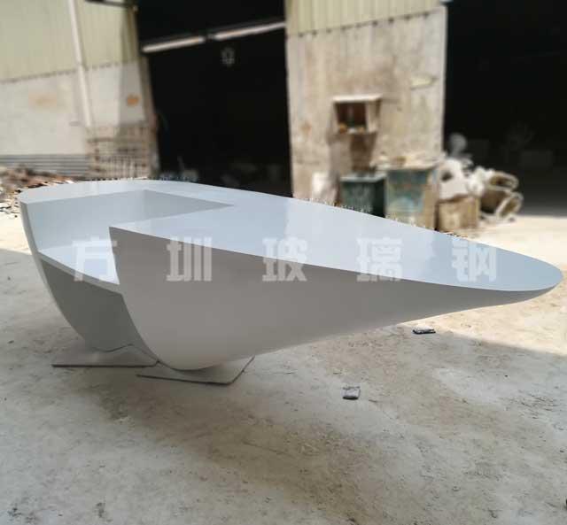 玻璃钢创意前台