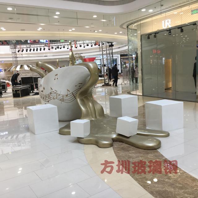 商业美陈雕塑