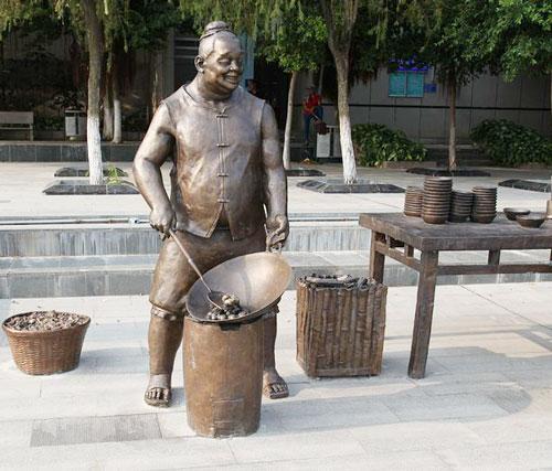 中国古代雕塑