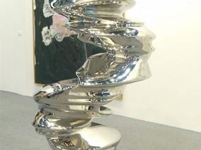 深圳不锈钢抽象雕塑